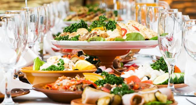 ideas originales para bodas banquete